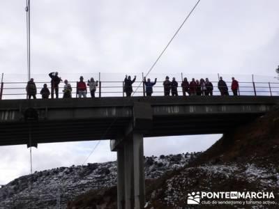 Ruta San Lorenzo de el Escorial - Zarzalejo - Robledo de Chavela - Cercanias Robledo de Chavela